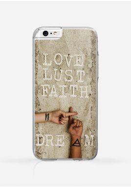 Obudowa Love Lust Faith + Dreams