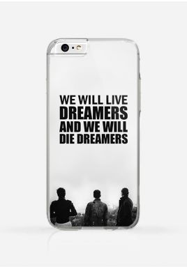 Obudowa WE WILL LIVE DREAMERS
