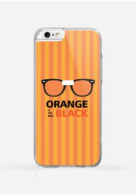 Obudowa ORANGE IS NEW BLACK GLASSES