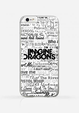 Obudowa IMAGINE DRAGONS NOTES