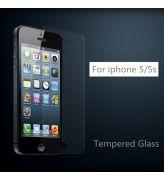 Szkło hartowane na wyświetlacz Iphone 5/5s (przód + tył)