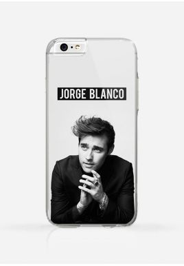 Obudowa JORGE BLANCO BLACK/WHITE