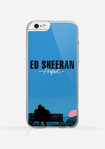 Obudowa ED SHEERAN PERFECT