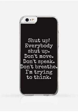 Obudowa EVERYBODY SHUT UP