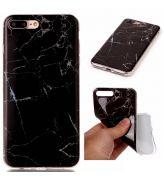 Błyszcząca obudowa iPhone MARMUR Czarny