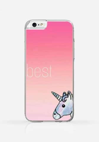 Obudowa BEST FRIENDS UNICORN 1
