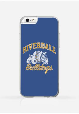 Obudowa BULLDOGS RIVERDALE BLUE