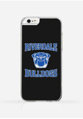 Obudowa BULLDOGS RIVERDALE BLACK