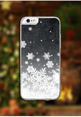 Obudowa CHRISTMAS SNOWFLAKE