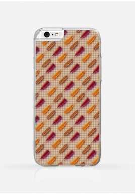 Obudowa HOT DOG PATTERN