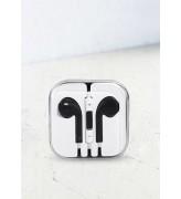 Słuchawki mini jack czarne