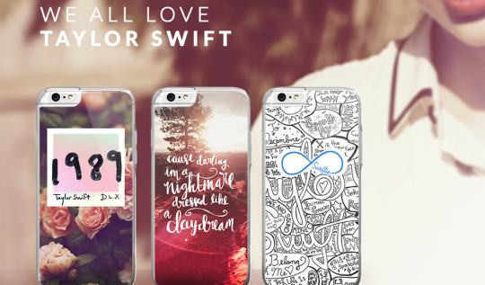 Obudowa do telefonu Taylor Swift