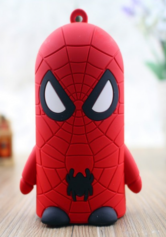 Power Bank Spiderman 8800 mAh