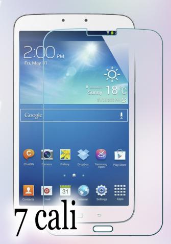 Szkło hartowane na wyświetlacz Galaxy Tab 3 7''