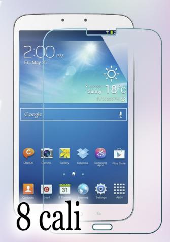 Szkło hartowane na wyświetlacz Galaxy Tab 3 8''