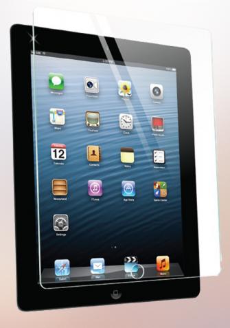 Szkło hartowane na wyświetlacz iPad 2/3/4