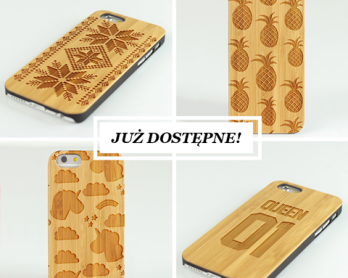 obudowa do telefonu z bambusa