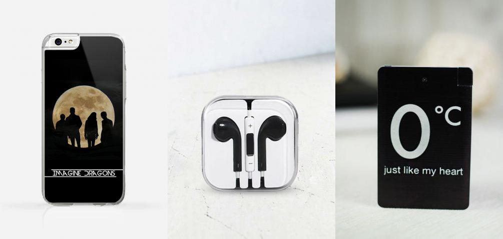 obudowa słuchawki power bank
