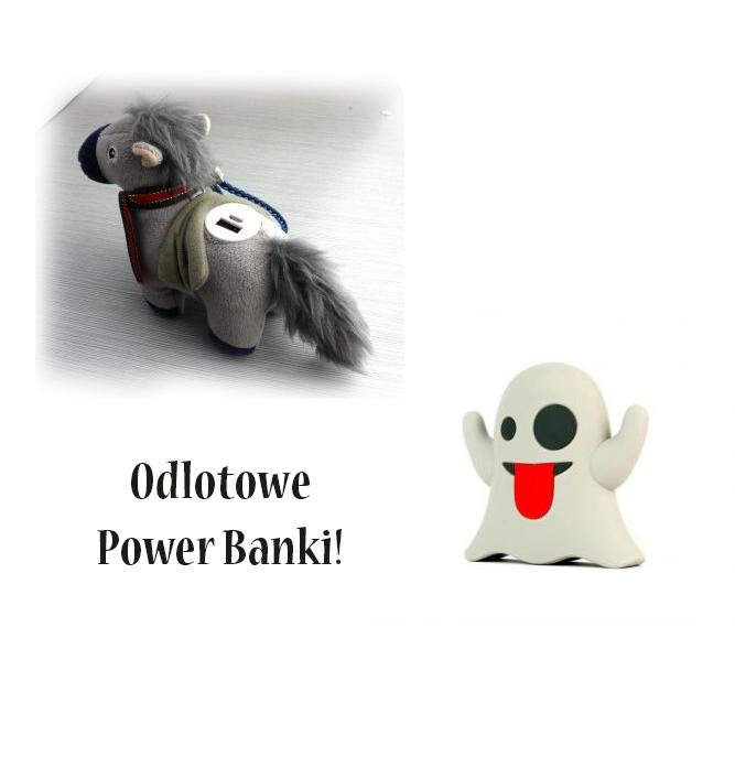 power bank osiołek duszek pomysł na prezent