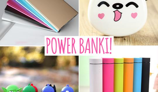 najlepsze power banki