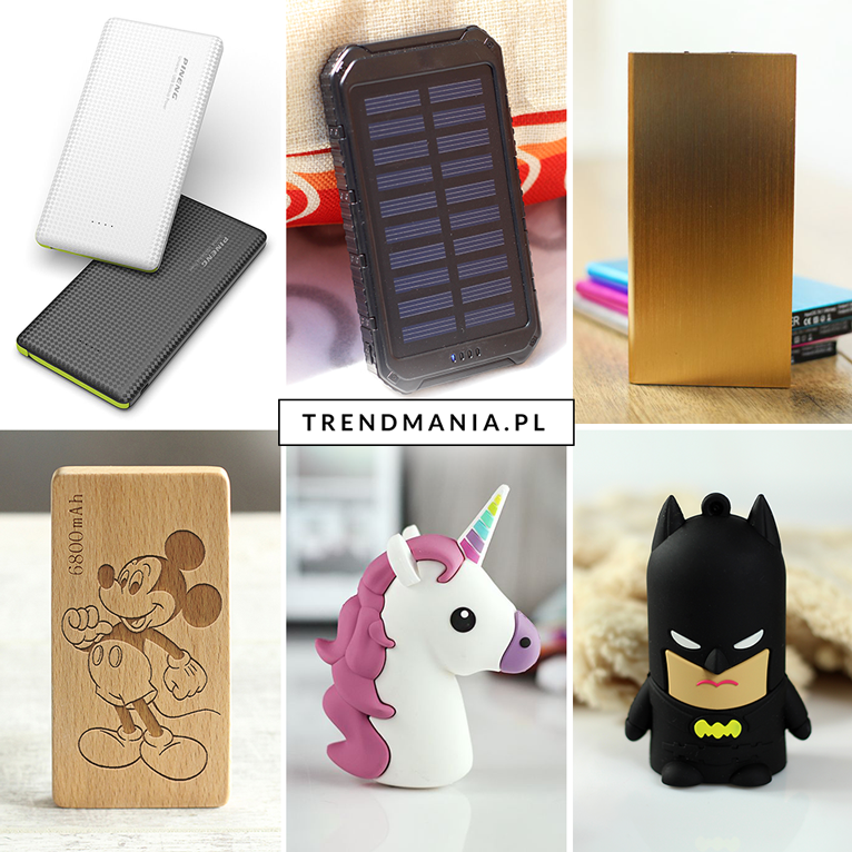 power banki co to jest power bank jak naładować power bank jaki power bank wybrać