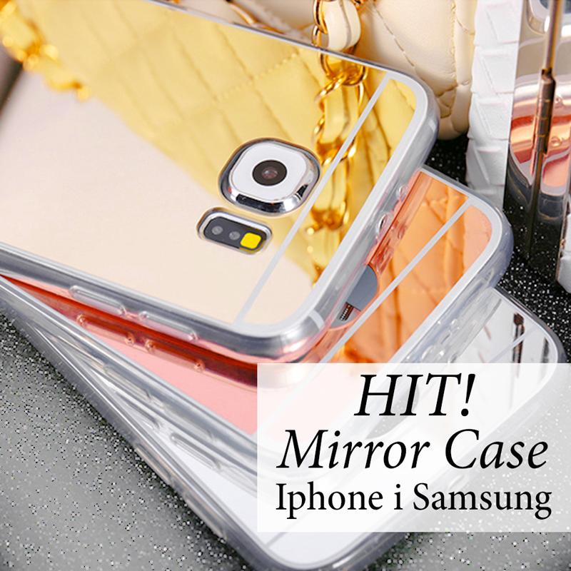 lustrzane case na iphone 6