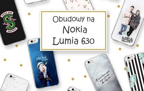 obudowy na telefon nokia lumia 630