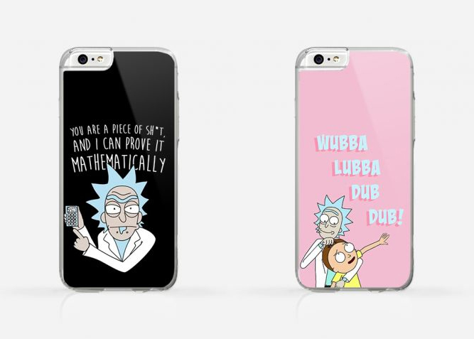 etui rick i morty