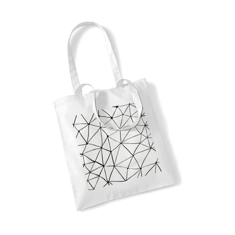 GEOMETRY CHAOS WHITE