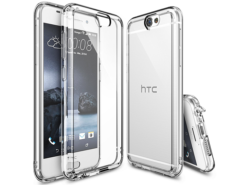 htc clear case