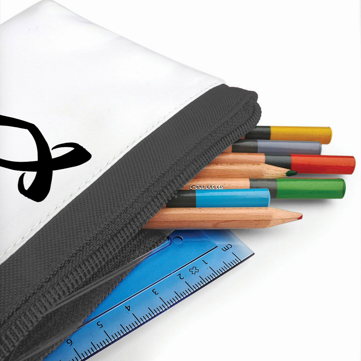pencil case angelic power
