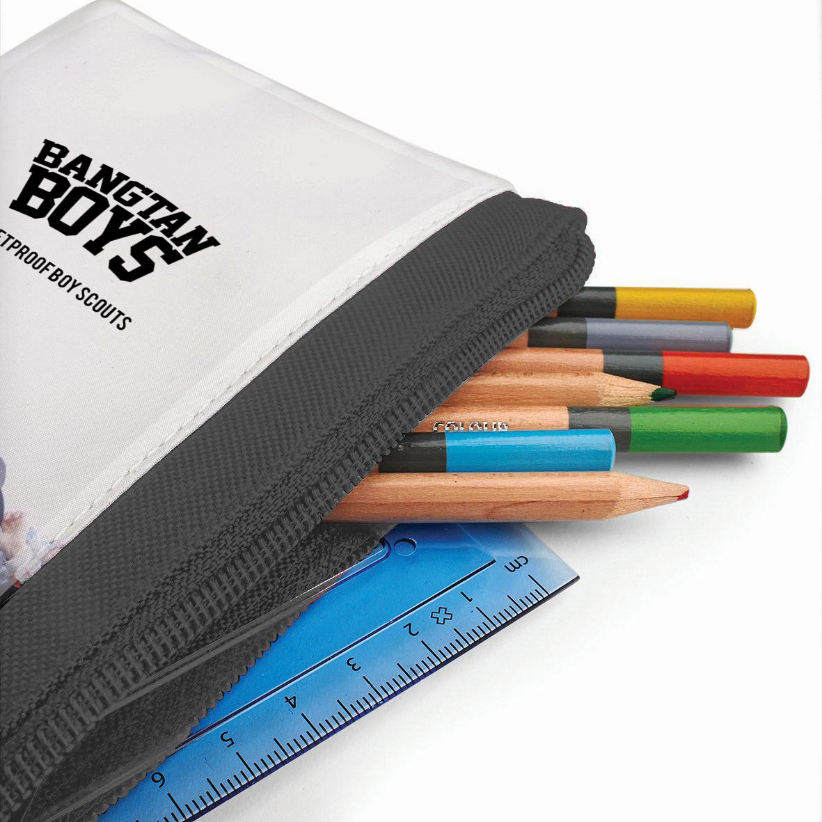 pencil case bangtan boys