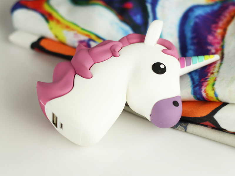 power bank unicorn