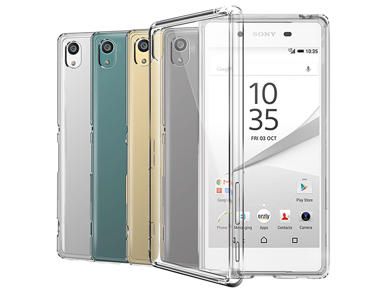 clear case xperia